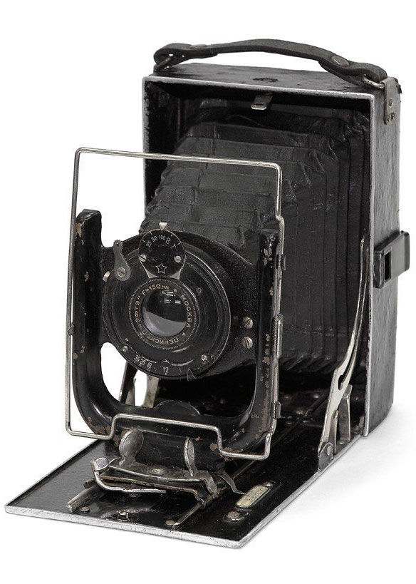 EFTE 2 Soviet camera