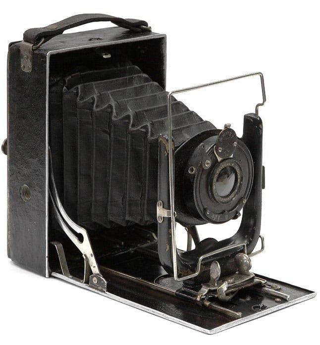 EFTE 2 large format Soviet camera