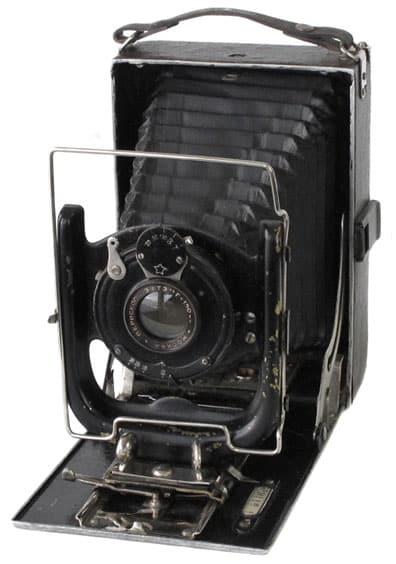 EFTE 2 soviet large format camera