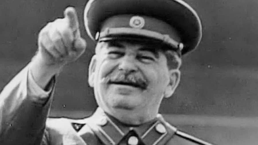 disgusting soviet dictator