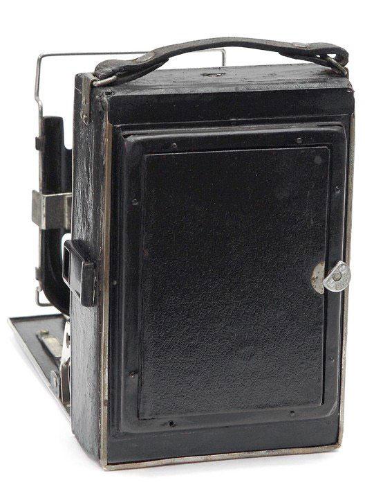 large format Soviet camera