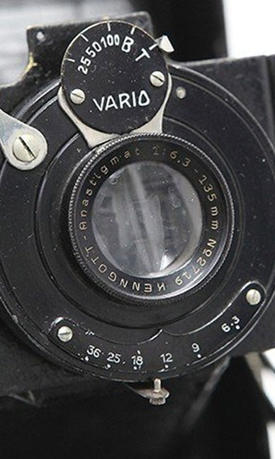 large format cameras made in soviet union