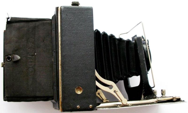 soviet large format camera