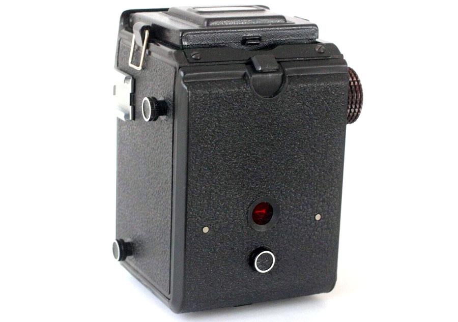 Lubitel 166b medium format camera