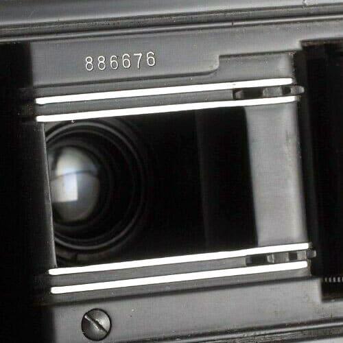 Voskhod camera