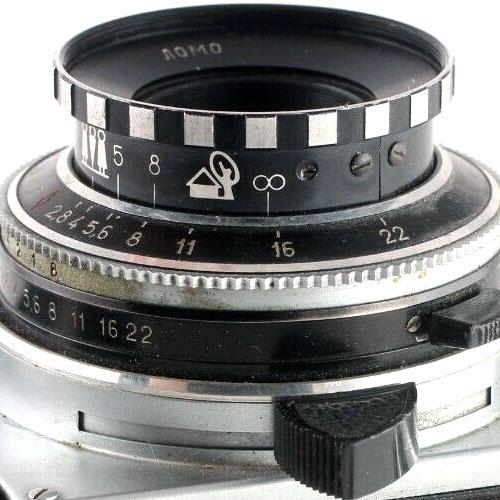 Voskhod ussr camera