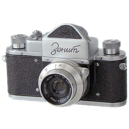 Zenit camera 1952