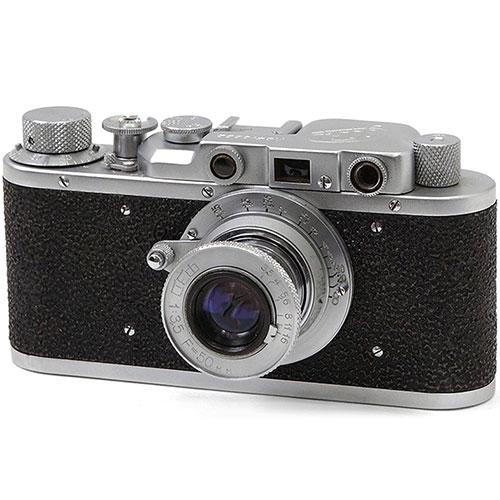 fed 1 soviet camera