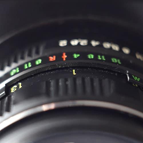 zenit camera lens